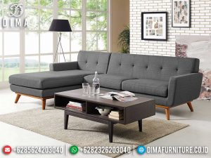 Beautiful Set Sofa Tamu Minimalis Retro Classic New Normal Version SK-0475