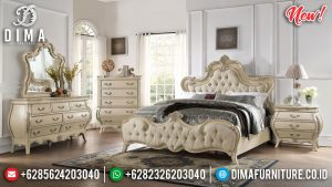 Best Seller Kamar Set Mewah Luxury Carving White Broken Classic SK-0350