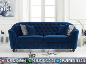 Harga Sofa 3 Dudukan Minimalis Klasik Luxury Furniture Jepara Best Solid Wood SK-0476