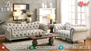 Set Sofa Tamu Minimalis New Chester Design Furniture Jepara Terupdate SK-0414