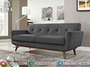 Sofa 3 Dudukan Minimalis Klasik Retro Get Sale New Year 2021 SK-0473