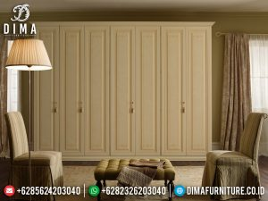 Lemari Pakaian Minimalis Simple Luxury Jepara Excellent Bedroom Sets SK-0593